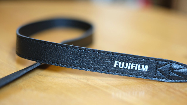 FUJIFILM X-M1 Strap