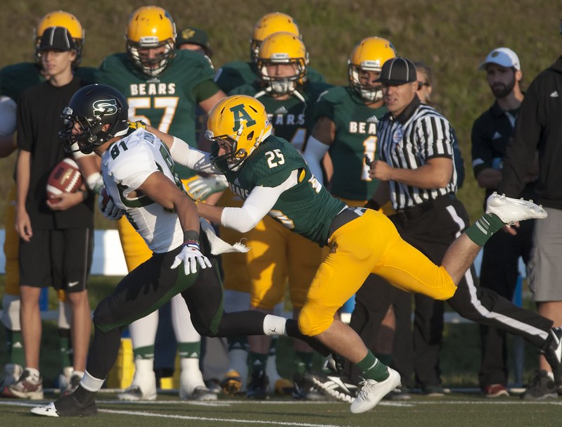 2015 Canada West Preview: Alberta Golden Bears