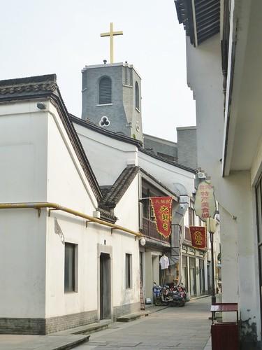 Zhejiang-Hangzhou-Quartier historique-Jour (16)