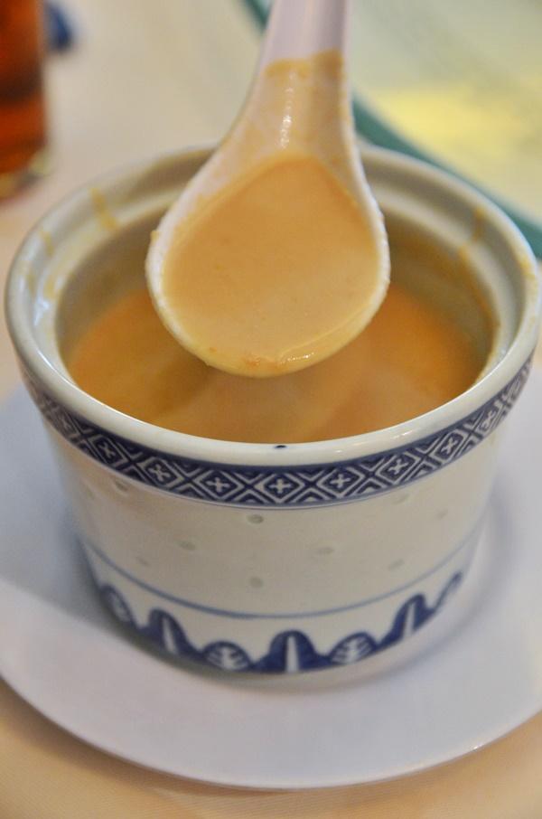 Creamy Peanut Soup