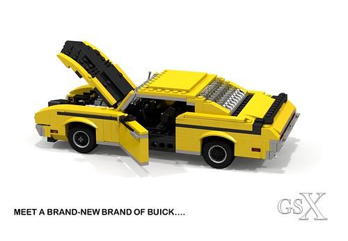 Buick GSX - 1970