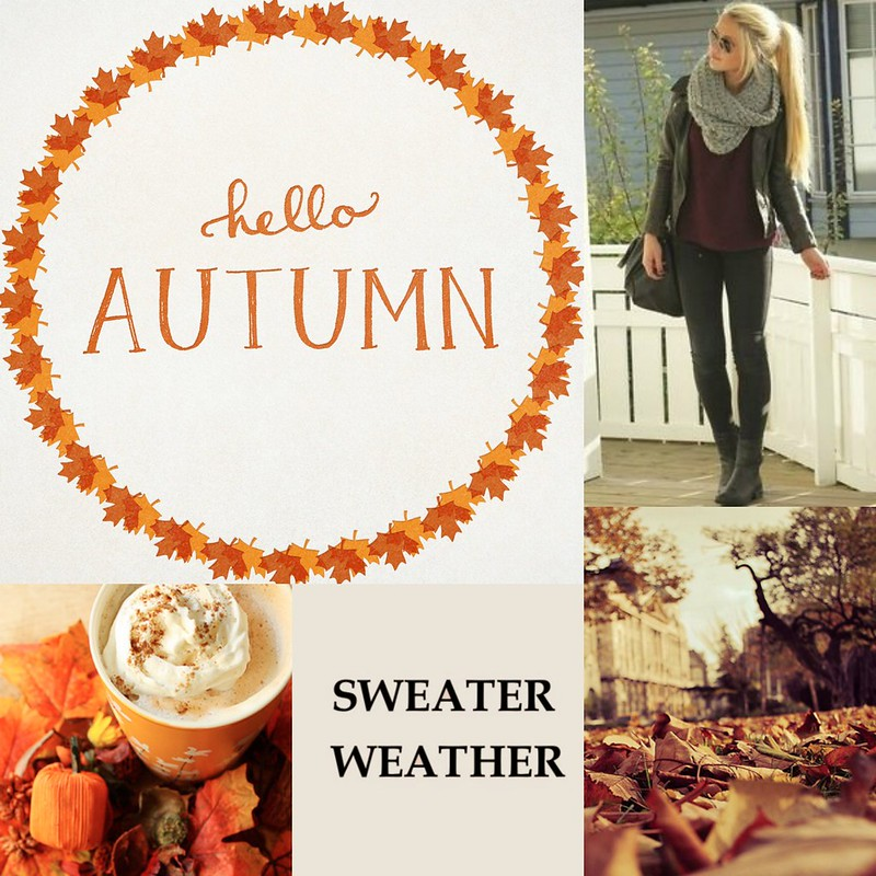 I Heart Fall Collage