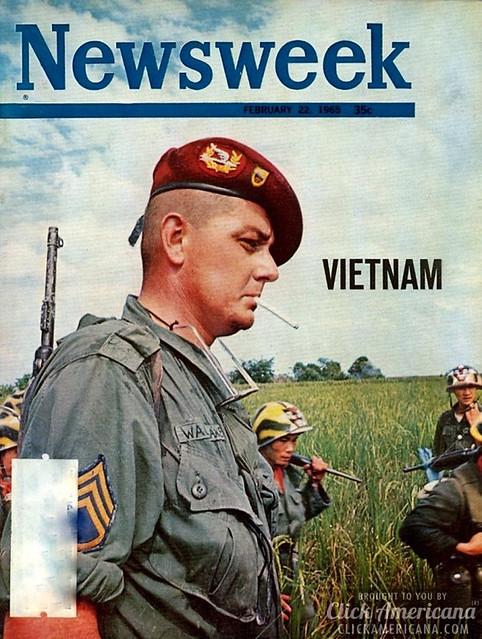 Newsweek, 02-22-1965 - Vietnam