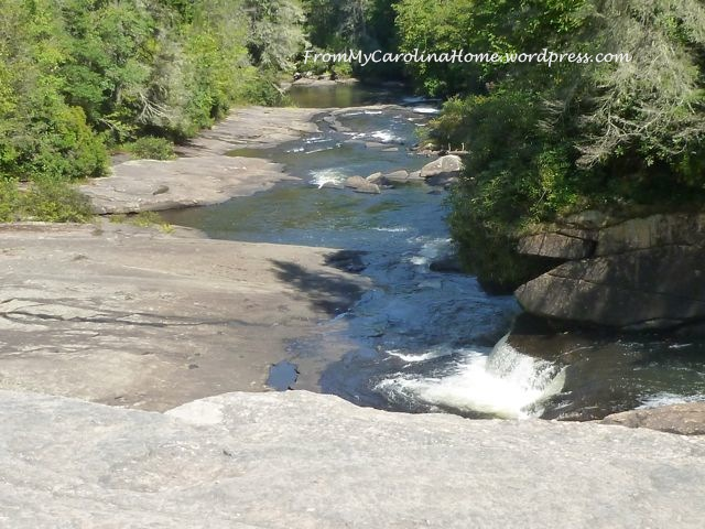 September 20 hike -downstream