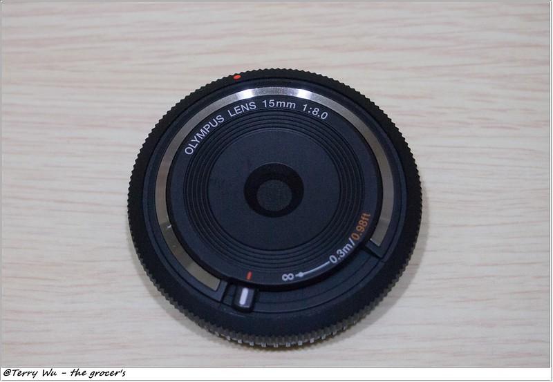 OLYMPUS BCL-1580(15mm F8)-