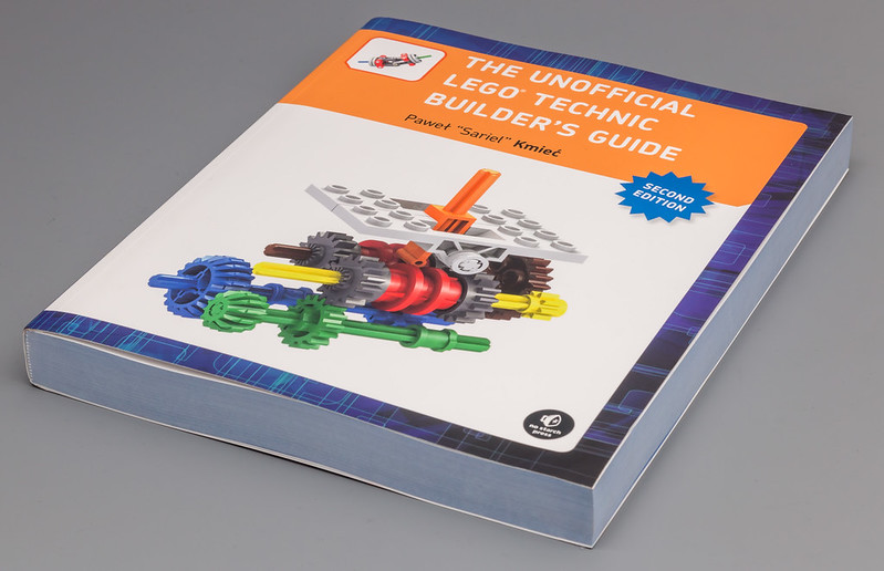 The Unofficial LEGO® Technic Builder's Guide: 2nd edition