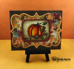 Cards in Envy - Pumpkin Challenge