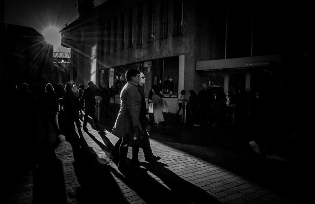 Ray of light [Explored], Canon EOS 700D, Canon EF-S 10-18mm f/4.5-5.6 IS STM