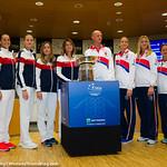 Team France & Team Czech Republic