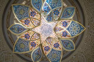 Image of Sheikh Zayed Grand Mosque near Abu Dhabi. sheikh zayed grand mosque abu dhabi uae