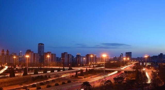 Beijing - Traffic