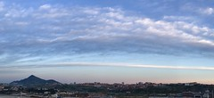 Nubes medias y altas