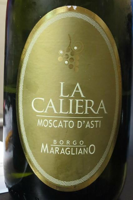 Borgo Maragliano La Caliera Moscato d'Asti 2012