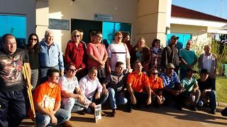 Líderes do Solidariedade visitam Câmara Municipal e Associação de Agricultores Familiares de Itaí