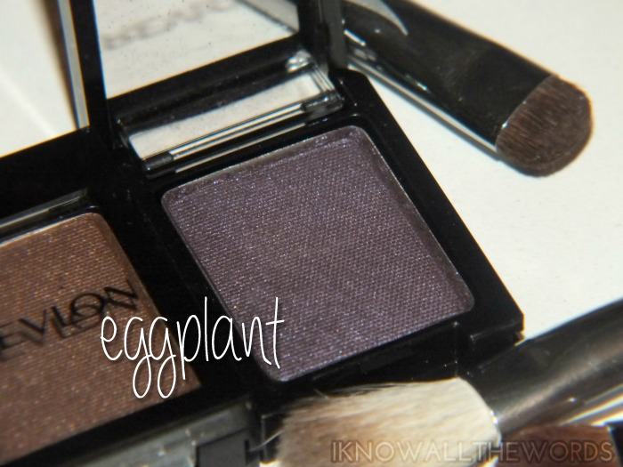 REVLON shadowlinks eyeshadow- Eggplant