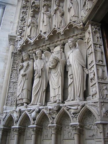 IMG_8242 _ Cathédrale Notre Dame de Paris, 2008