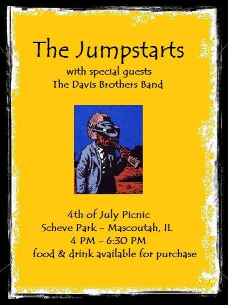 Jumpstarts 7-4-14