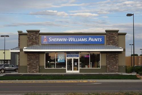 Sherwin-Williams Paints, Miles City