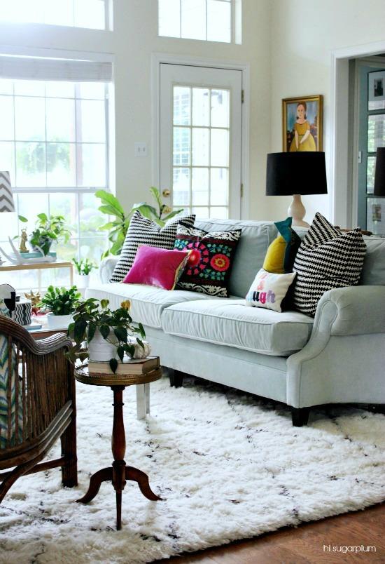 Living Room Finally A New Rug Hi Sugarplum