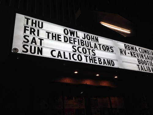 Owl John, 06-19-14, the Echo