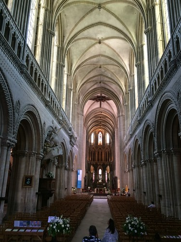 Bayeux Tapestry and Cathedral - 16
