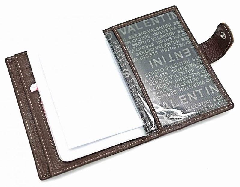 Обложка для автодокументов и паспорта, коллекция СВ 3171