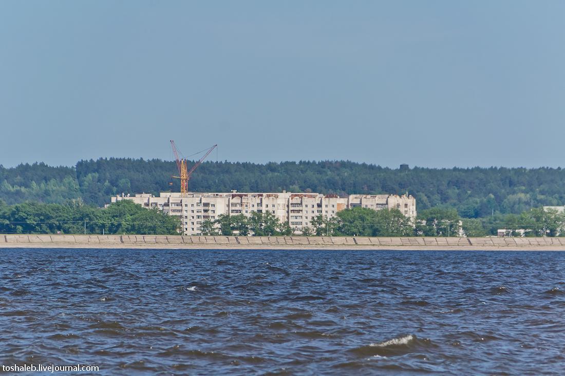 Куйбышевское водохранилище-65