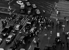 Mexico City Traffic (City Clock)