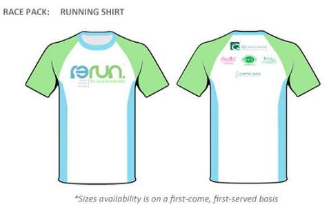 R3Run race shirt