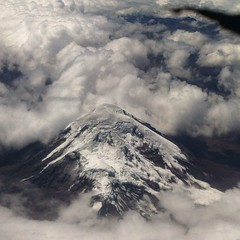 #flying to #Cuenca #nature #Ecuador #beautiful #friday