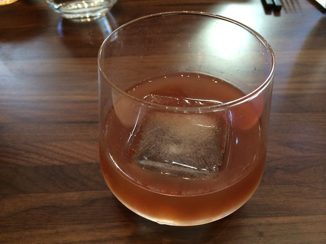 Old Fashioned cocktail - M.Y. China