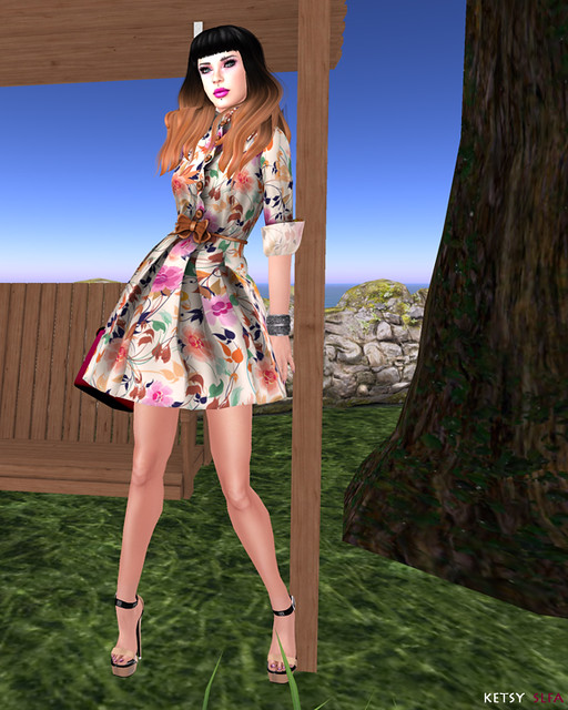 Hair Fair - Olli Always Love You (New Post @ Second Life Fashion Addict)