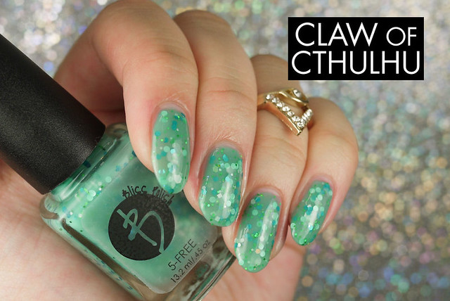 Bliss Polish Unteal I Wake Up Swatch