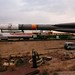 rocket on train_