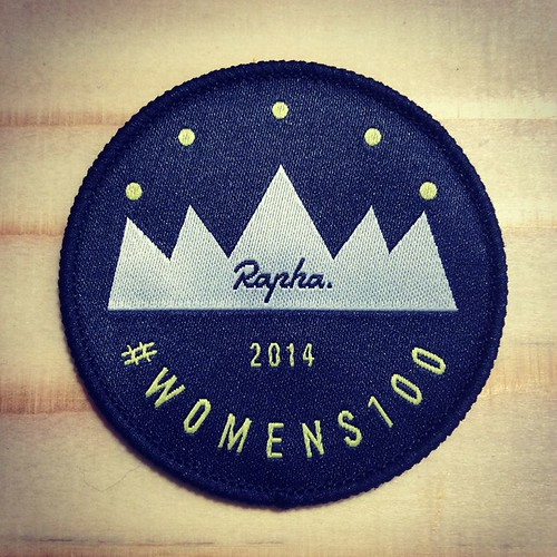 Rapha #Womens100