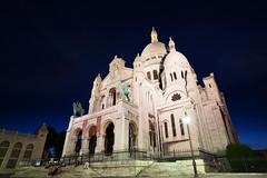 Basilique du Sacre-Coeur_巴黎聖心堂