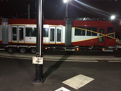 Final United Streetcar has made it to DC!