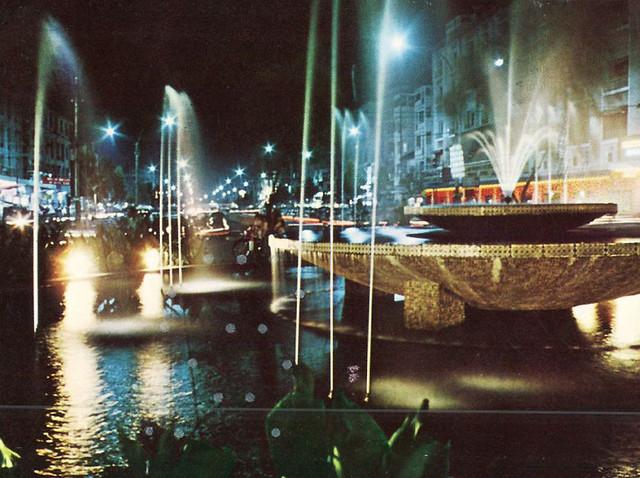 Saigon Fountain - Bồn phun nước quen thuộc này sắp sửa ra đi vĩnh viễn...