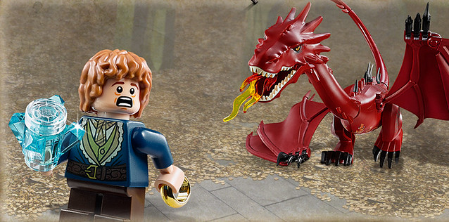 LEGO The Hobbit 79018 - The Lonely Mountain
