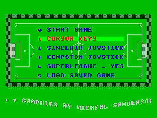 ZX Spectrum Screenshotter Example