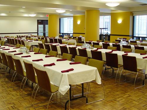 CMU Mississippi Room - Banquet Rectangle