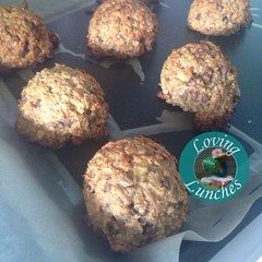 Loving an experiment… 4 ingredient biscuits