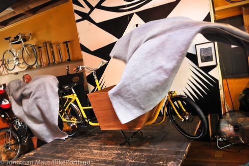 Finch-fiets unveiling at Velo Cult-3