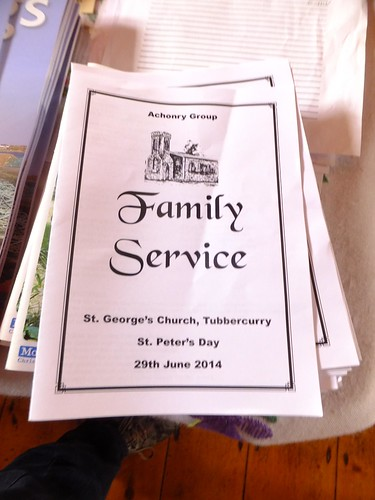 St Georges COI Tubbercurry July 2014 0110