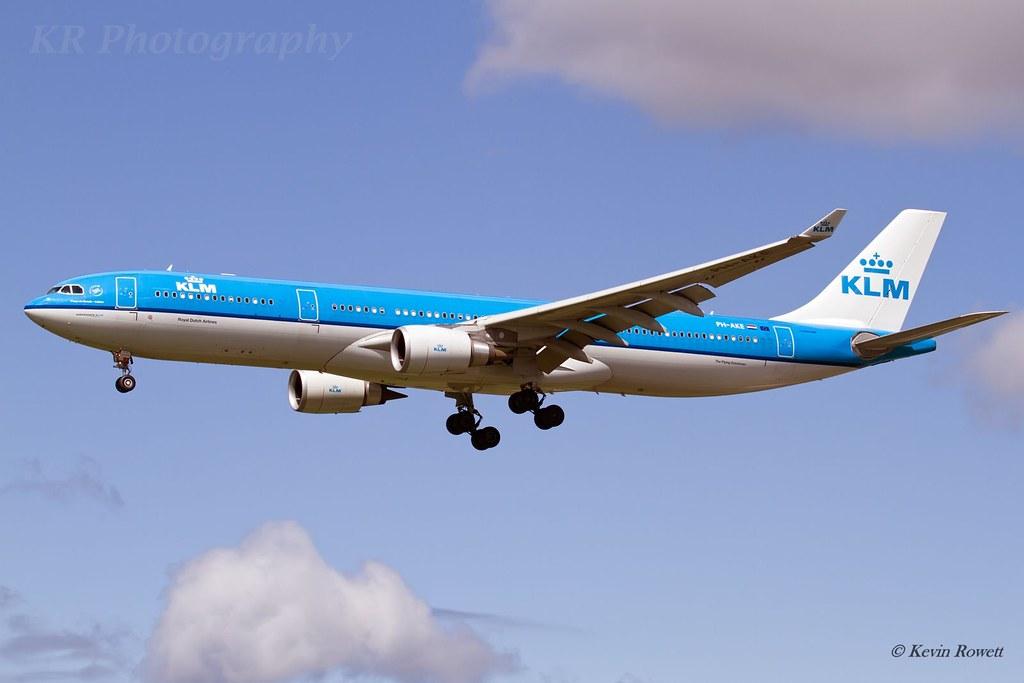 PH-AKE - A333 - KLM