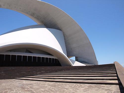 Tenerife Auditorium, Santa Cruz