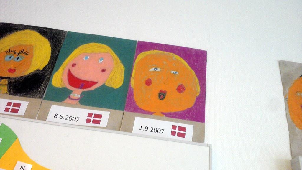 Første skoledag for Røskva