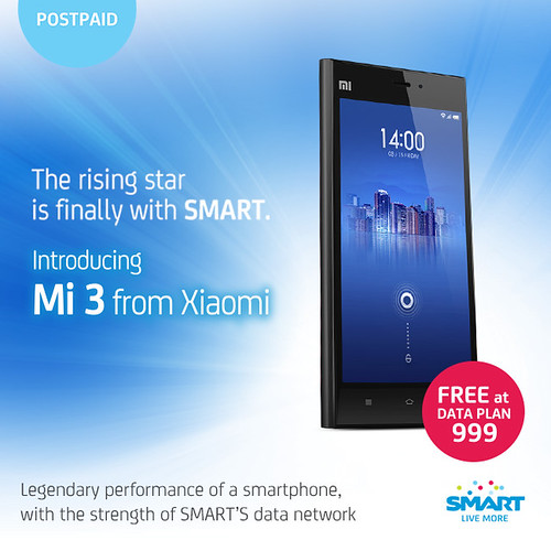 Smart Postpaid-Xiaomi MI Poster2