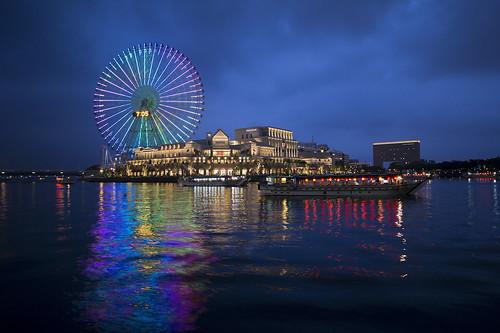 japan yokohama bluehour anniversaire 桜木町アニヴェルセル bycounteragent