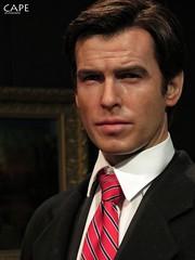 Name: Pierce Brosnan   Age: 61   Nationality: Irish   Job: Actor   Movies: James Bond 007, Mrs. Doubtfire   Nickname: James Bond